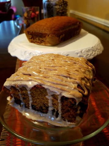 Pumpkin Bread-How to make your stand apart.***Blog: With Giggles & Grace