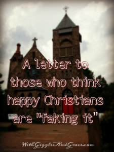 happy christians